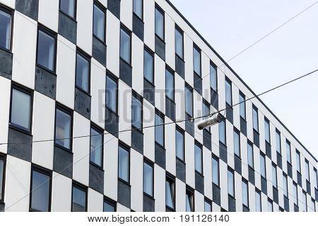 City Image Universal basic modern building