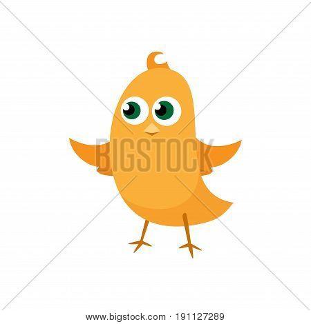Easter chicks. Easter design element background vector eps10