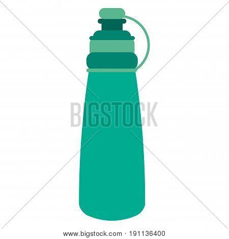 sports bottle icon image vector illustration design