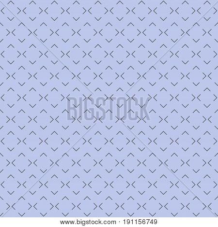 Modern stylish seamless pattern geometric background texture. Geometric simple blue gray print. Fashion modern fabric design. Vector illustration stock vector.