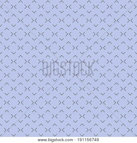 Modern stylish seamless pattern geometric background texture. Geometric simple blue gray print. Fashion modern fabric design. Vector illustration stock vector.