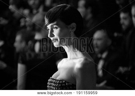 Paz Vega attends the 'In The Fade (Aus Dem Nichts)' screening during the 70th annual Cannes Film Festival at Palais des Festivals on May 26, 2017 in Cannes, France.