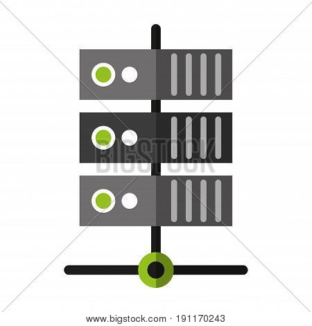 Electronic base date icon vector illustration design graphic shadow