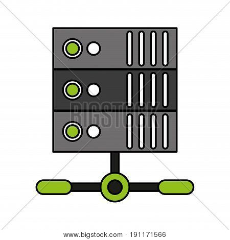 Electronic base date icon vector illustration design graphic flat