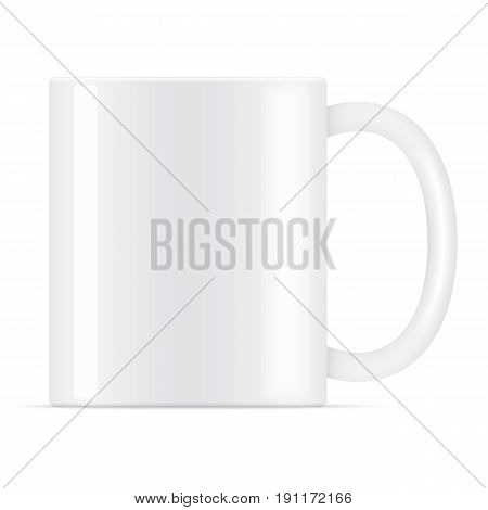 White Vector Coffee Vector & Photo (Free Trial) | Bigstock