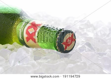 Dos Equis Especial On Ice