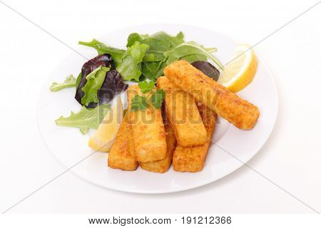 finger fish stick