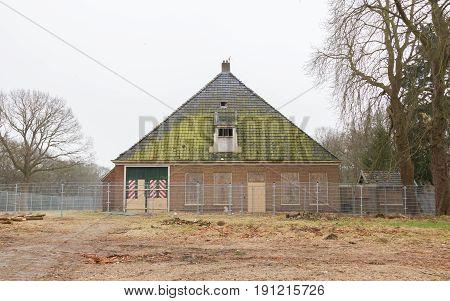 Broken Abandoned Farm