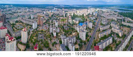 Kiev. Obolon