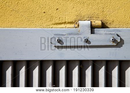 Besnate   Italy Abstract      Blind Concrete  Brick