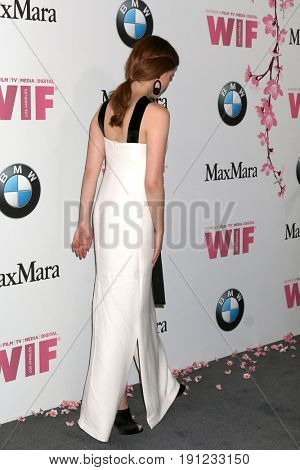 LOS ANGELES - JUN 13:  Zoey Deutch at the Women in Film Los Angeles Celebrates the 2017 Crystal and Lucy Awards at the Beverly Hilton Hotel on June 13, 2017 in Beverly Hills, CA