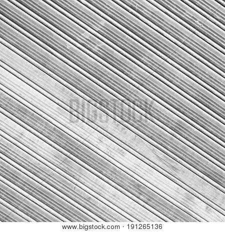 Abstract Texture Of A Dirty Aluminium Shutter