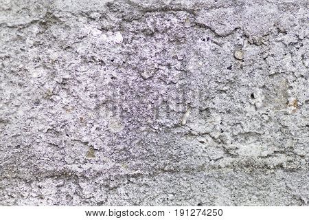 Background of stone wall texture Weathered Wall