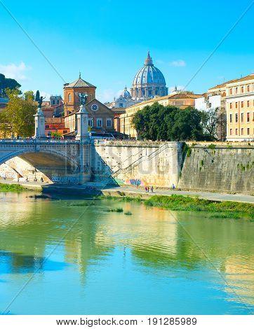 Rome Landmarks, Italy