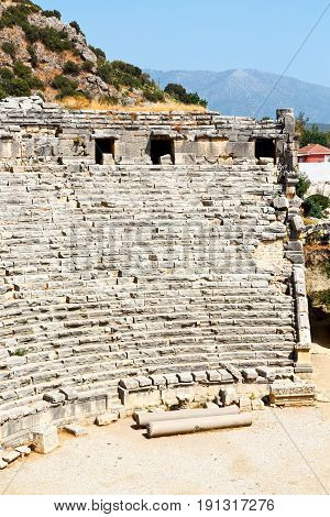 Necropolis And Indigenous Tomb