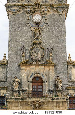 Mudejar Iglesia De Santa Maria