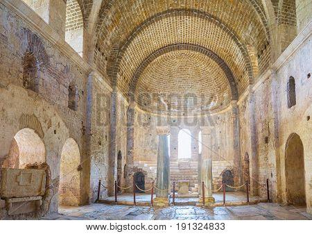 The Ruined Basilica