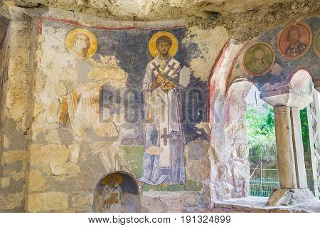 The Old Frescoes