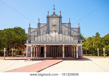 St. Lawrence Church, Talaimannar