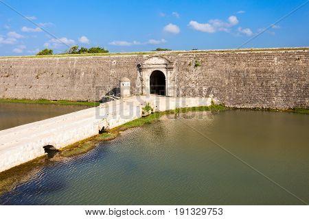 Jaffna Fort, Sri Lanka