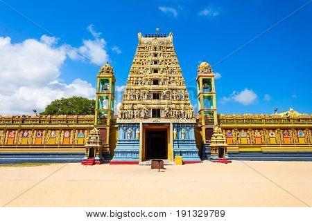 Vallipuram Alvar Vishnu Temple