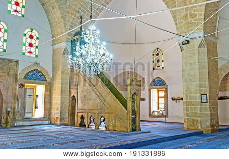 In Old Mosque