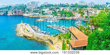 Discover Old Antalya