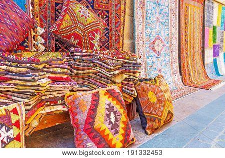 The Turkish Kilim Rugs