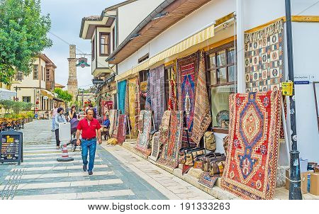 The Carpets In Kaleici