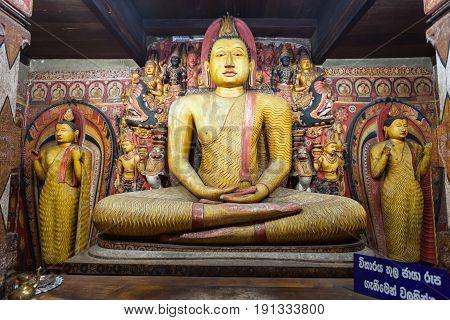 Ridi Viharaya Temple, Sri Lanka