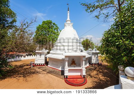 Athugala Viharaya Samadhi Buddha