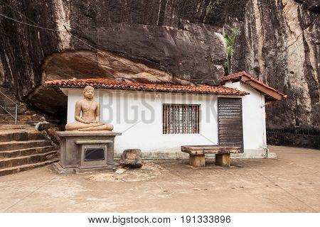 Aluvihara Rock Temple, Matale