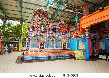 Koneswaram Dakshinakailasha Temple, Trincomalee
