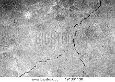Crack cement texture background, Crack old cement.