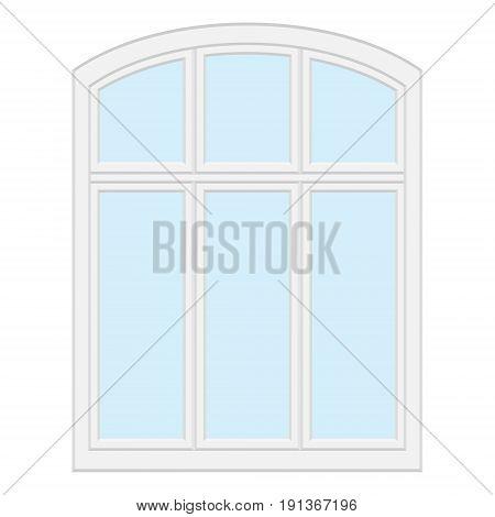 Realistic Window Vector