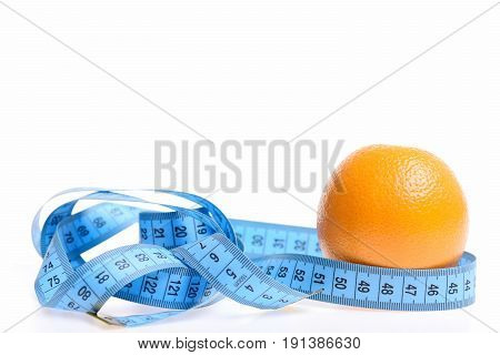 Orange Around Centimeter