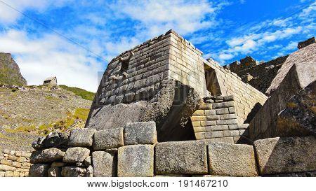 Machu Picchu, Peru, Andes, Ancient city, Megalithic city