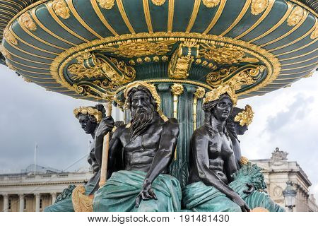 Place De La Concorde - Paris, France
