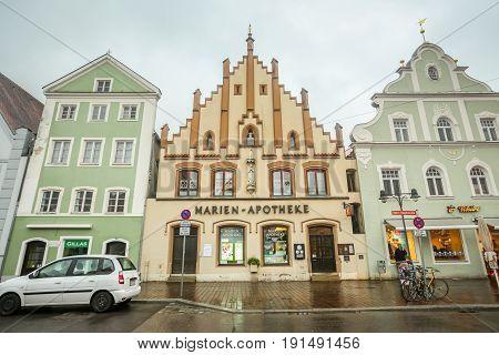Architecture In Freising