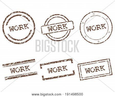 Work Stamps
