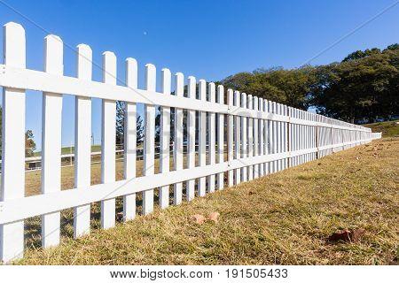 Boundary Wood Fence