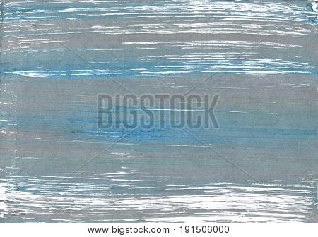 Hand-drawn abstract watercolor. Used colors: Roman silver Morning blue Weldon Blue Cadet grey Light slate gray White Manatee Slate gray Air Force blue Spanish gray