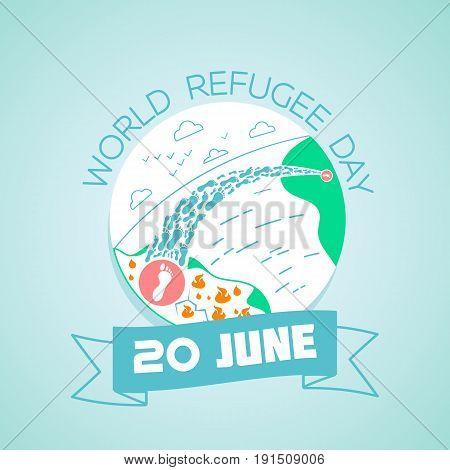 20 June World  Refugee  Day
