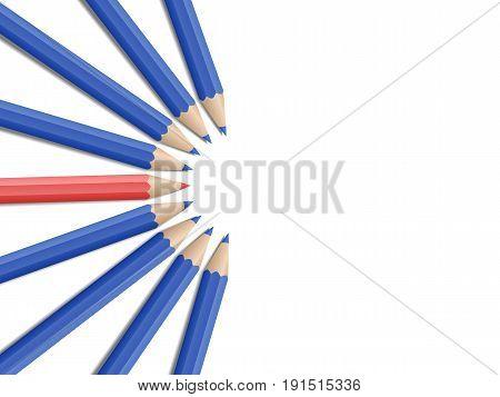 Realistic Vector Pencils