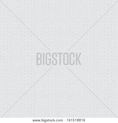Seamless pattern. Abstract pixel backdrop for web site. Monochrome small textured background for web page.