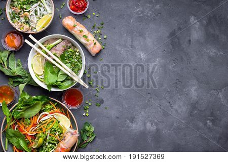 Vietnamese Dishes Set