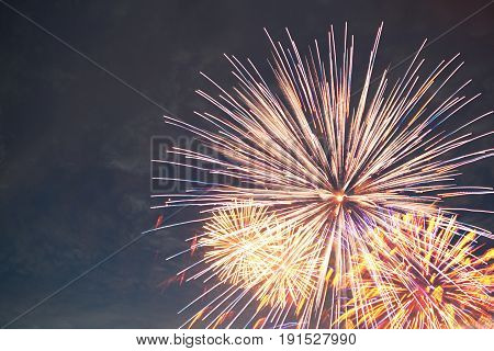 Fireworks 4Th July