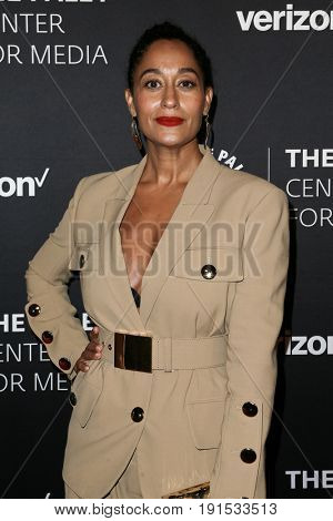 NEW YORK - MAY 17: Tracee Ellis Ross attends The Paley Honors: Celebrating Women in Television at Cipriani Wall Street on May 17, 2017 in New York City.