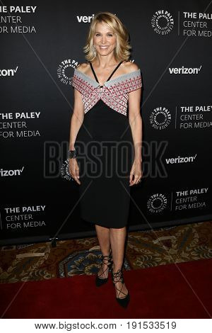 NEW YORK - MAY 17: Paula Zahn attends The Paley Honors: Celebrating Women in Television at Cipriani Wall Street on May 17, 2017 in New York City.