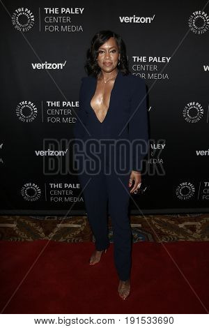 NEW YORK - MAY 17: Regina King attends The Paley Honors: Celebrating Women in Television at Cipriani Wall Street on May 17, 2017 in New York City.